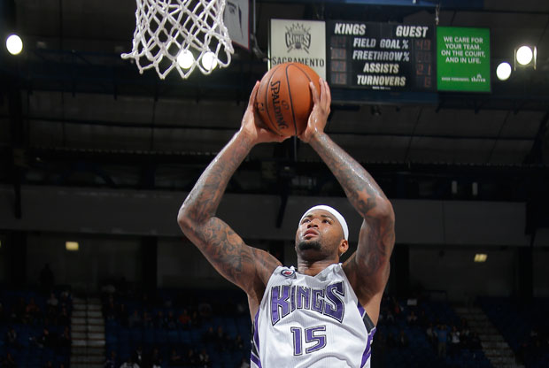 DeMarcus Cousins / Getty Images