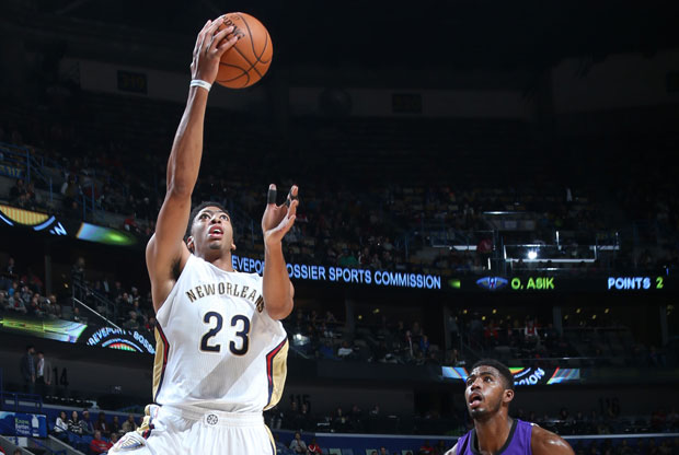 Anthony Davis / Getty Images