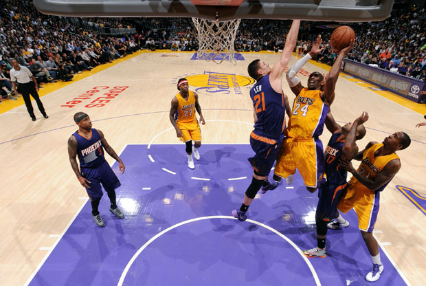 Kobe Bryant / Getty Images
