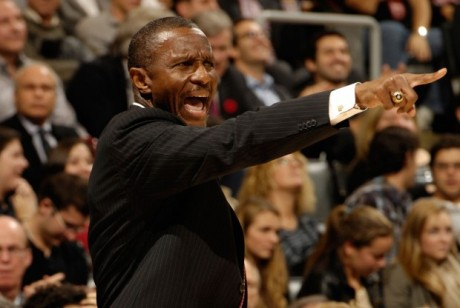 Dwane Casey./ Getty Images