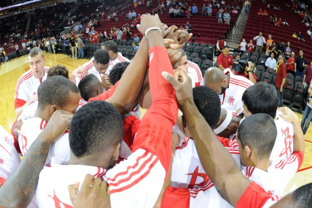Houston Rockets./ Getty Images