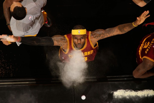 LeBorn James./ Getty Images