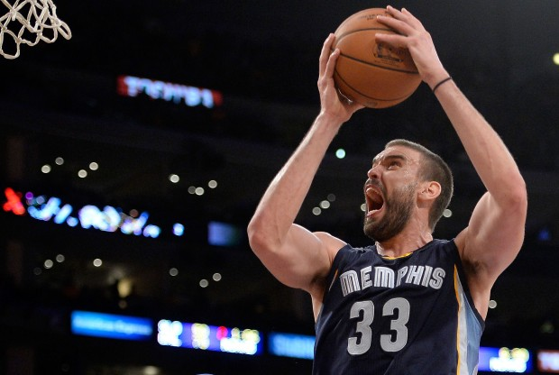 Marc Gasol./ Getty Images