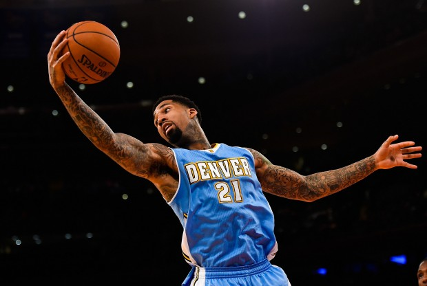 Wilson Chandler./ Getty Images