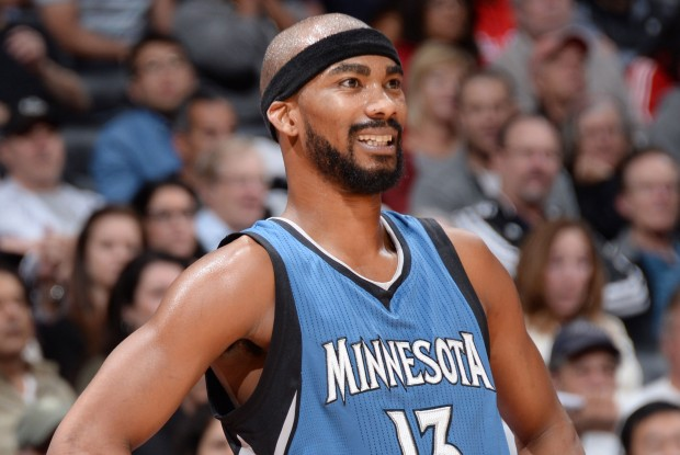 Corey Brewer./ Getty Images