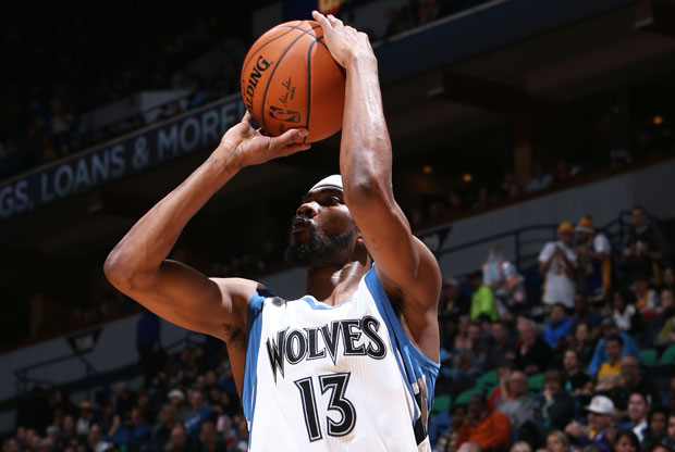 Corey Brewer / Getty Images