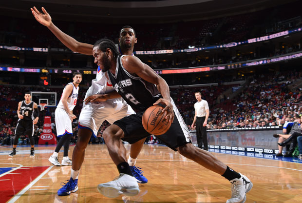 Kawhi Leonard / Getty Images