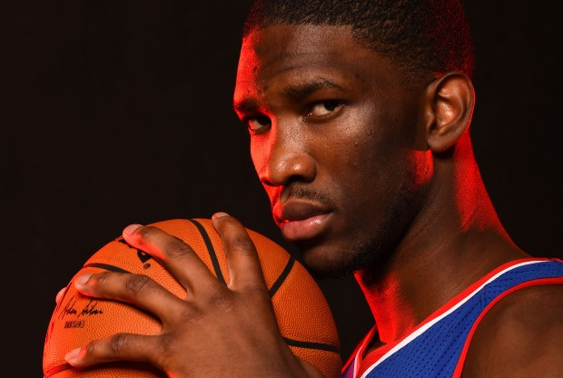 Joel Embiid./ Getty Images