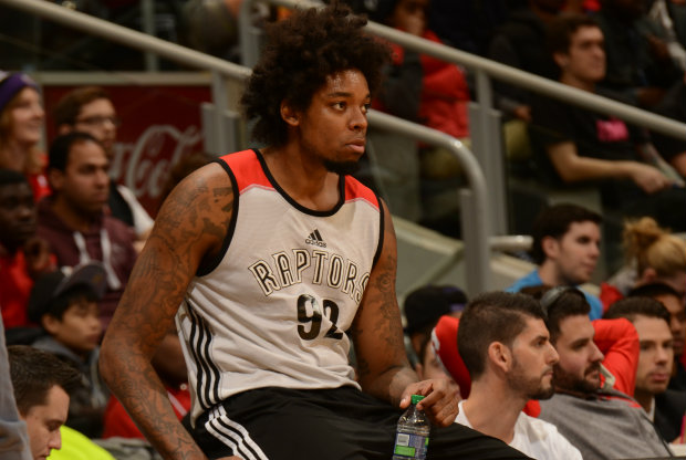 Lucas Nogueira./ Getty Images