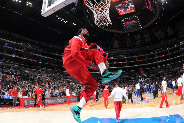 DeAndre Jordan./ Getty Images