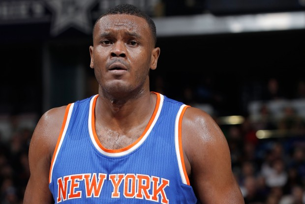 Samuel Dalembert./ Getty Images