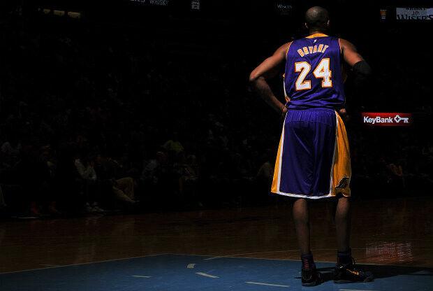 Kobe Bryant se operará del hombro el miércoles