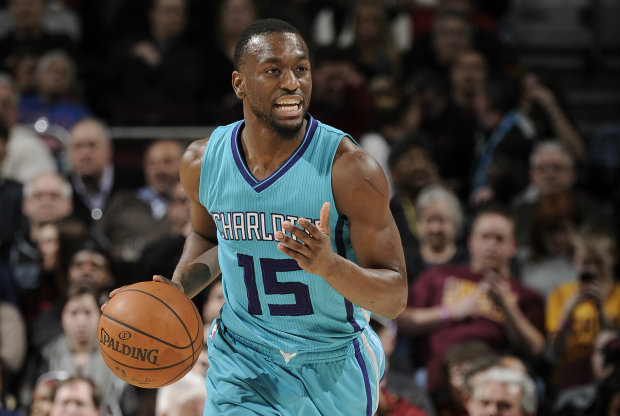 Kemba Walker, jugador de Charlotte Hornets
