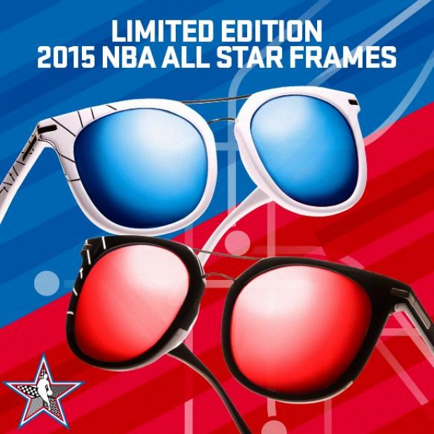 Gafas oficiales del All-Star 2015