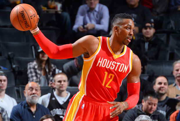 Dwight Howard / Getty Images