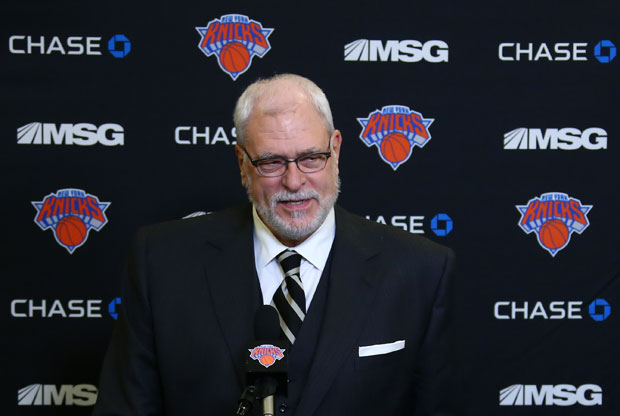 Phil Jackson / Getty Images