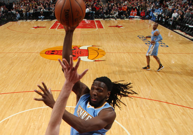 Kenneth Faried / Getty Images