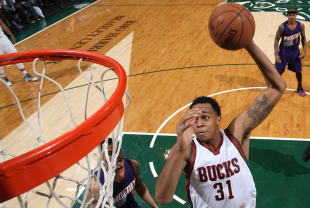 John Henson / Getty Images