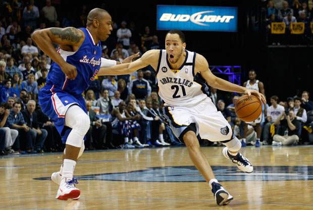 Tayshaun Prince / Getty Images