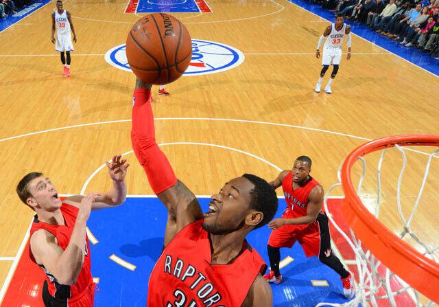 Terrence Ross es intransferible para Toronto Raptors
