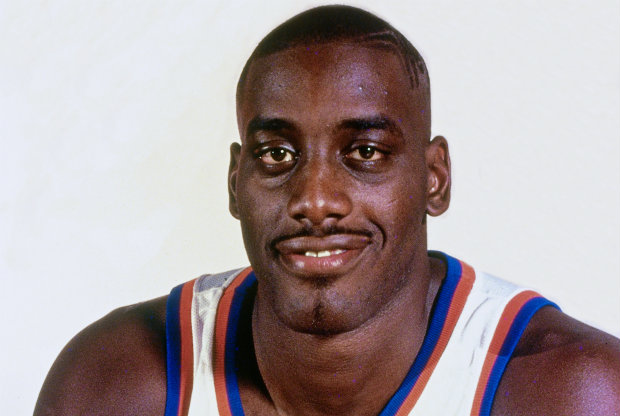 Anthony Mason./ Getty Images