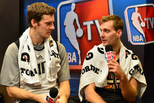 Hermanos Dragic./ Getty Images