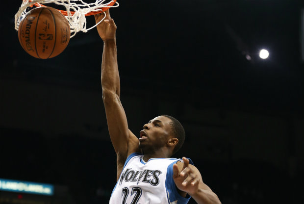 Andrew Wiggins./ Getty Images