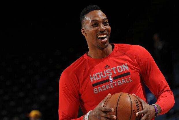 Dwight Howard, jugador de Houston Rockets