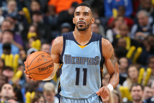 Mike Conley./ Getty Images