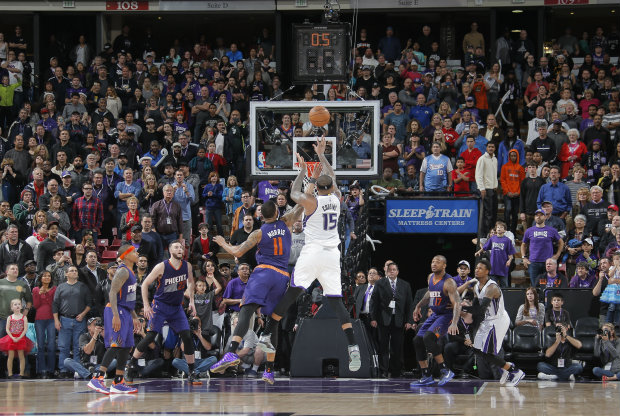 DeMarcus Cousins./ Getty Images
