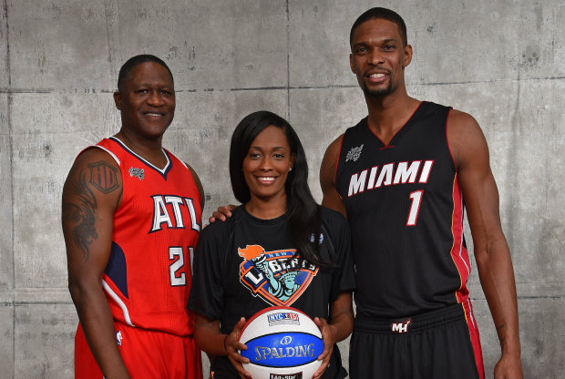 Team Bosh./ Getty Images