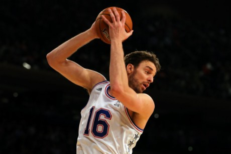 Pau Gasol./ Getty Images