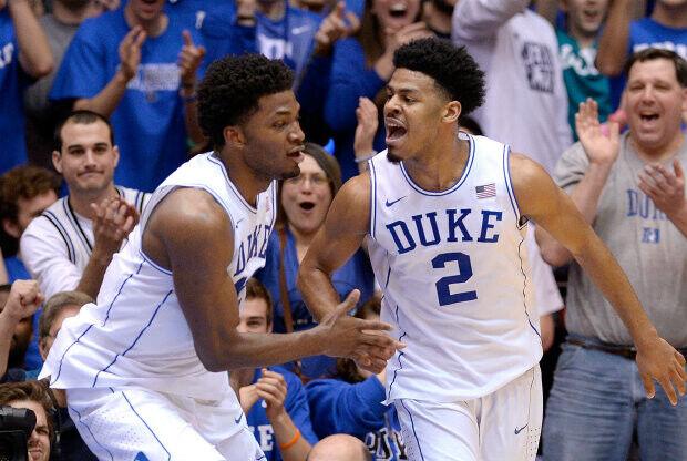 Duke./ Getty Images