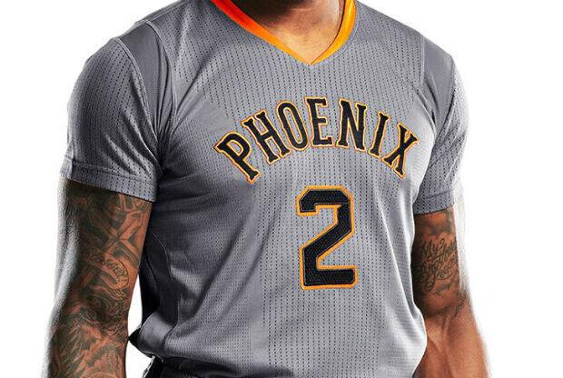 Uniforme Phoenix Suns