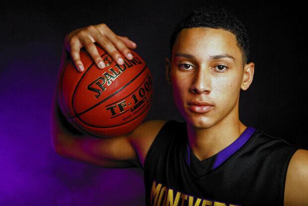 Ben Simmons, jugador de LSU