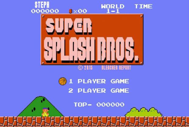 Super Splash Bros