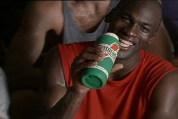 Gatorade - Michael Jordan