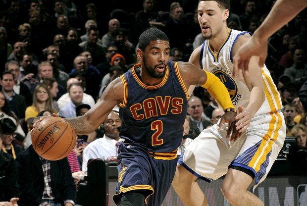 Kyrie Irving./ Getty Images