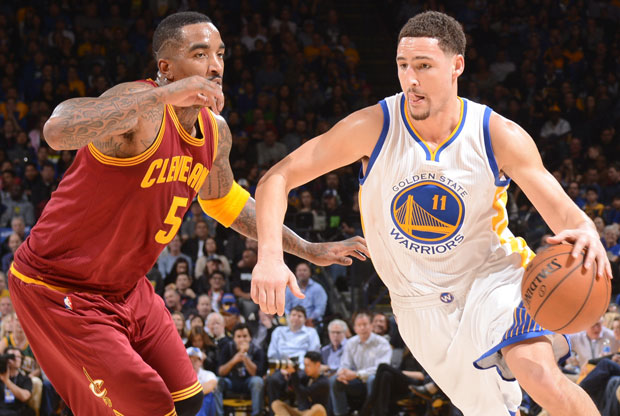 Golden State Warriors y Cleveland Cavaliers