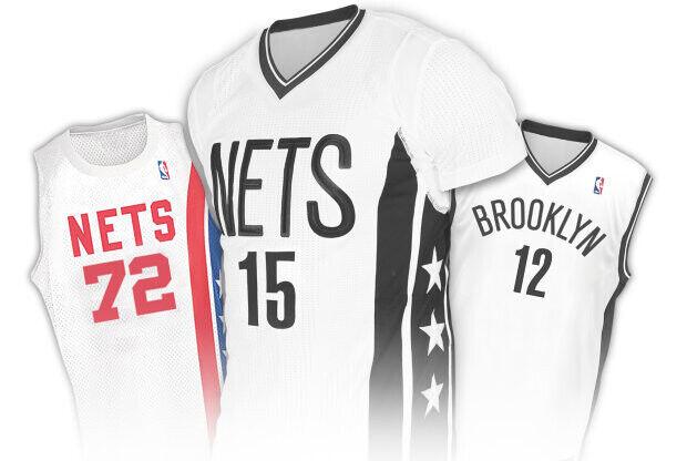 Brooklyn Nets nuevo uniforme
