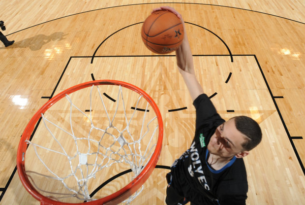 Zach LaVine./ Getty Images