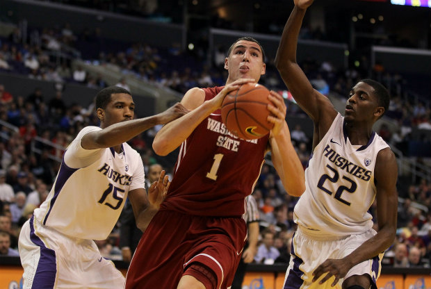Klay Thompson en la NCAA