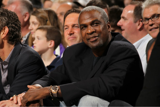 Charles Oakley./ Getty Images