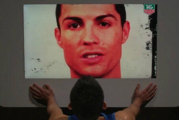 Jeremy Lin y Cristiano Ronaldo