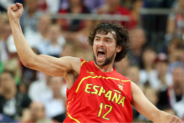 Sergio Llull./ Getty Images