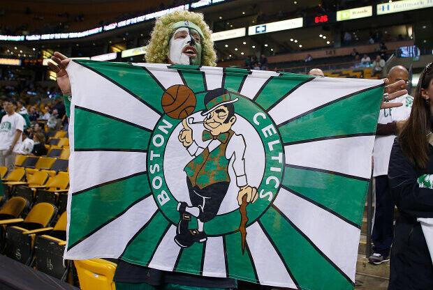 Fan de Boston Celtics./ Getty Images