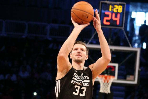 Mirza Teletovic./ Getty Images