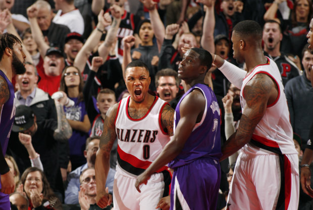 Portland Trail Blazers./ Getty Images