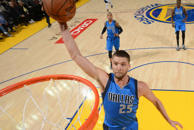 Chandler Parsons./ Getty Images