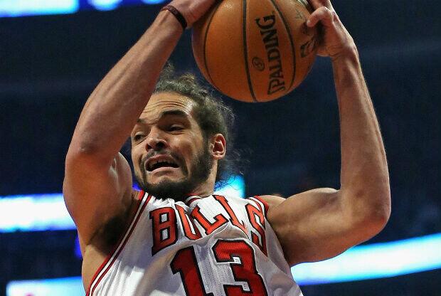 Joakim Noah./ Getty Images